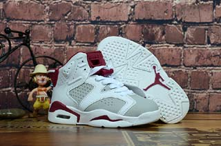 Air Jordan 6 Retro Kid shoes-2