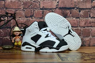 Air Jordan 6 Retro Kid shoes-6
