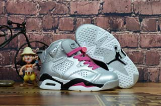 Air Jordan 6 Retro Kid shoes-9