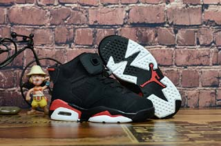 Air Jordan 6 Retro Kid shoes-7