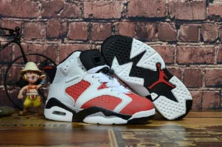 Air Jordan 6 Retro Kid shoes-8