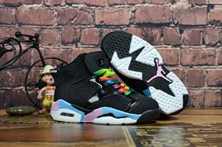 Air Jordan 6 Retro Kid shoes-3